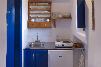Stone House Kitchenette